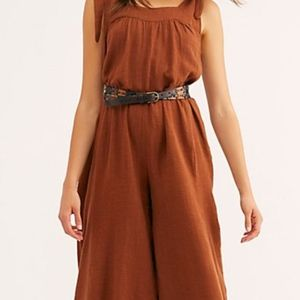 "FREE PEOPLE ""Benita Jumpsuit"" NWT !"